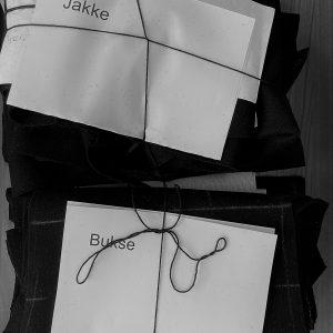 Materialpakke Østerdalsbunad