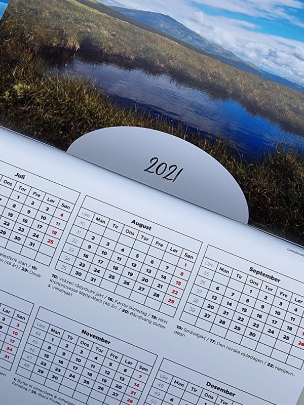 Kalender fra 2021